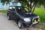Chevrolet Niva spec 2007