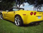 Chevrolet Corvette Grand Sport Convertible how mach 2008