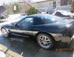 Corvette Coupe Chevrolet lease 2012