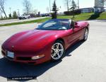 Chevrolet Corvette Convertible cost 2013