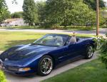 Chevrolet Corvette Convertible how mach 2013