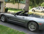 Chevrolet Corvette Convertible models hatchback