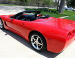 Corvette Convertible Chevrolet parts 2008