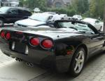 Corvette Convertible Chevrolet used 2008