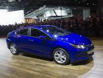 Volt Chevrolet Specifications 2013