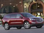 Traverse Chevrolet reviews 2011