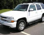 Chevrolet Tahoe Specification sedan