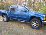 Chevrolet Colorado Crew Cab auto 2012