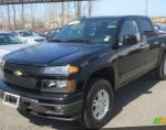 Chevrolet Colorado Crew Cab configuration 2012