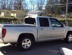 Chevrolet Colorado Crew Cab Specifications hatchback