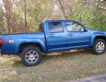 Colorado Crew Cab Chevrolet parts 2011