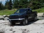 Chevrolet Colorado Regular Cab Characteristics 2013