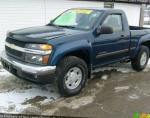 Chevrolet Colorado Regular Cab how mach 2006