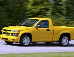 Chevrolet Colorado Regular Cab lease 2013