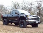 Chevrolet Colorado Regular Cab spec 2004