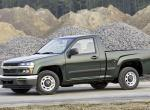 Chevrolet Colorado Regular Cab Specifications 2011