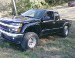 Chevrolet Colorado Regular Cab specs suv