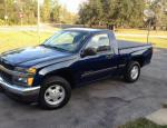 Colorado Regular Cab Chevrolet for sale 2012
