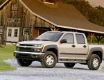 Chevrolet Colorado Crew Cab approved 2012