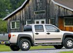 Chevrolet Colorado Crew Cab review liftback