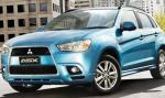 Mitsubishi ASX review coupe