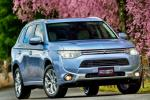 Mitsubishi Outlander new 2012
