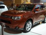 Mitsubishi Outlander review 2011