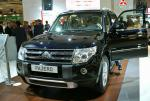 Pajero Wagon Mitsubishi model pickup