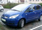 Mitsubishi Colt 5 doors tuning coupe