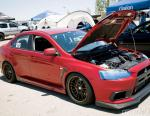 Mitsubishi Lancer Evolution X cost sedan