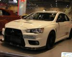 Lancer X Ralliart Mitsubishi how mach 2010