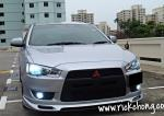 Lancer X Ralliart Mitsubishi price hatchback