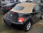New Beetle Cabriolet Volkswagen review 2004