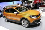 Cross Polo Volkswagen used 2014
