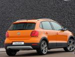 Volkswagen Cross Polo price 2015