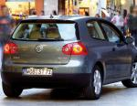 Golf 5 doors Volkswagen used suv