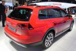 Golf Alltrack Volkswagen parts 2008