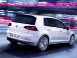 Golf GTE Volkswagen approved hatchback