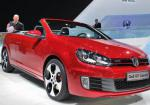 Golf GTI Cabriolet Volkswagen lease sedan