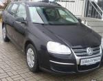 Volkswagen Golf Variant model hatchback