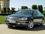 Volkswagen Phaeton approved 2008