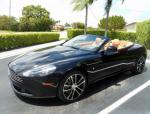 Aston Martin DB9 Volante how mach 2009