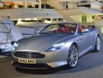 DB9 Volante Aston Martin for sale 2002