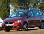 Volkswagen Touran Specifications 2013