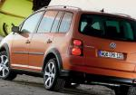 Cross Touran Volkswagen lease 2008