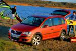 Volkswagen Cross Touran usa 2013