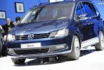 Volkswagen Sharan Specification 2009