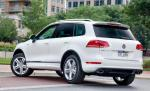 Volkswagen Touareg Specification hatchback