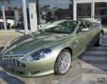 DB9 Volante Aston Martin approved sedan