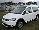 Volkswagen Caddy Kombi used suv